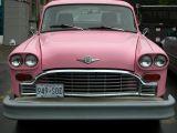 Big Pink Car