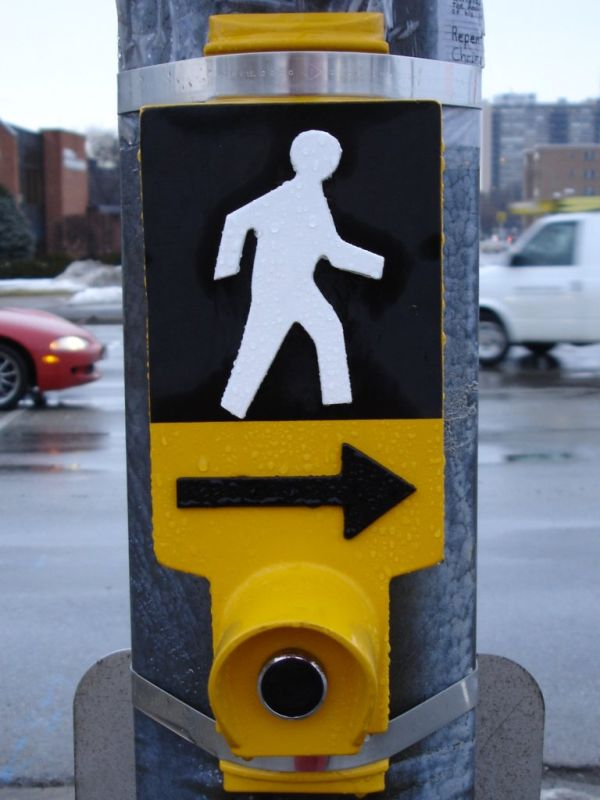 Catherine's Favourite Pedestrian Crossing