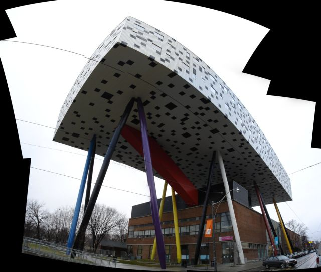 Ontario College of Art & Design: Sharp Centre