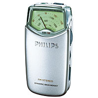 philips ae6370 pocket radio