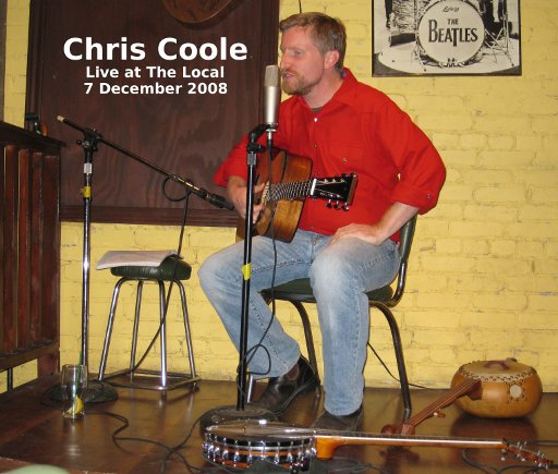 Chris Coole at The Local
