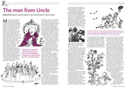 uncle article from The Oldie