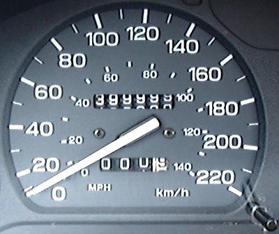 paul\'s subaru hits 400000 km