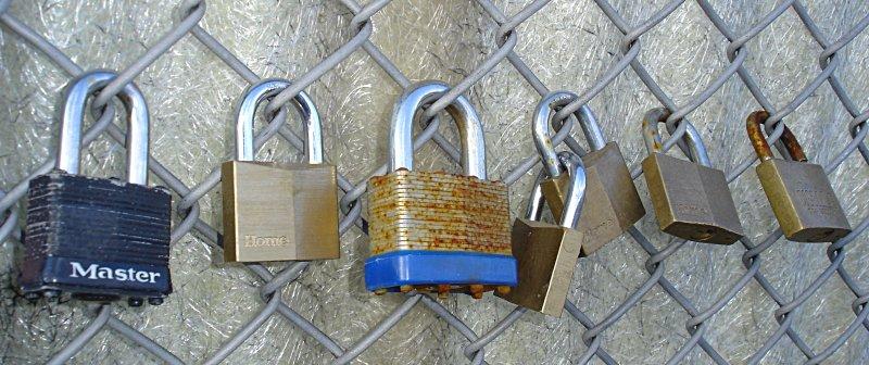 the seven locks of chester