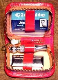 Gillette Travel Razor