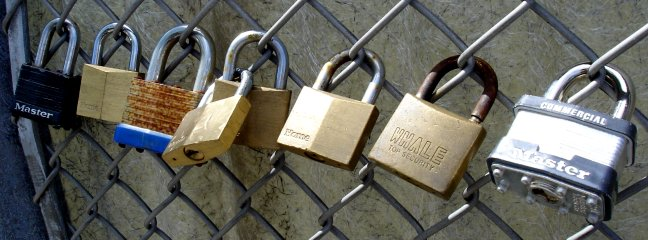 the 8 locks of chester
