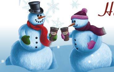 tim hortons suicidal snowmen