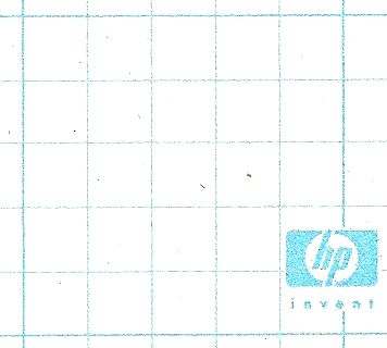 HPs non-graph paper