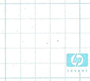 HP's non-graph paper
