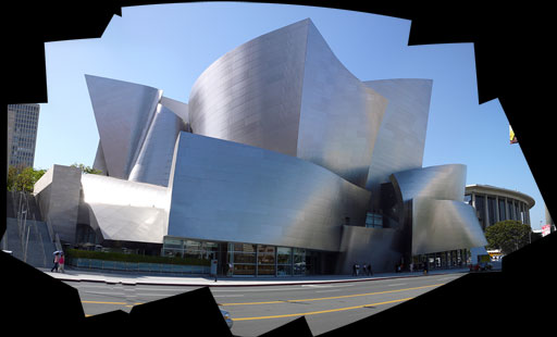 Disney Opera House, Los Angeles