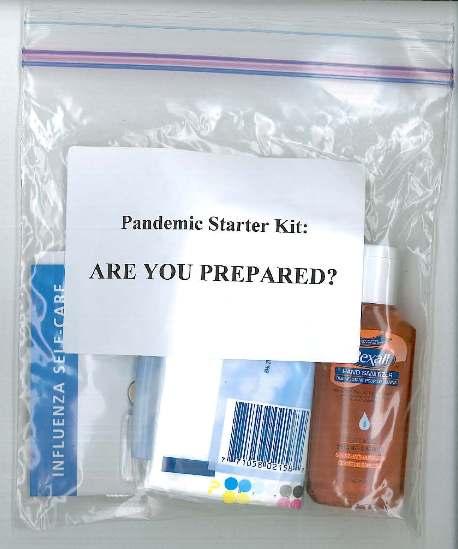 pandemic starter kit