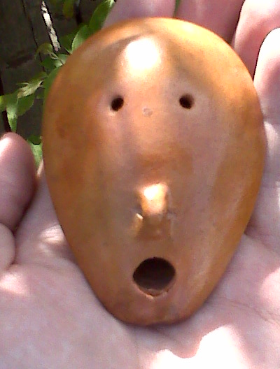 ocarina man is surprised