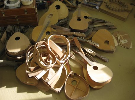 mandolin parts and ideas at Big Muddy Mandolins