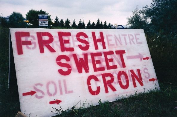 fresh sweet cron