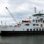 The Cumbrae Ferry