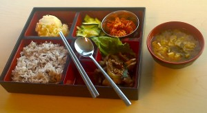 last korean lunch