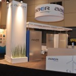 AAER&#039;s booth, CanWEA