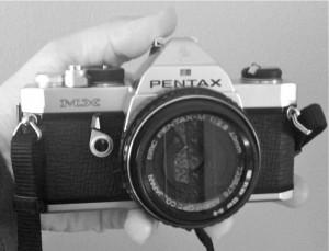 pentax mx + 40mm f/2.8 pancake