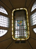 Quebec City&#039;s station ceiling