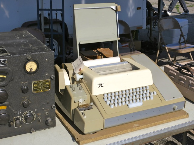 teletype