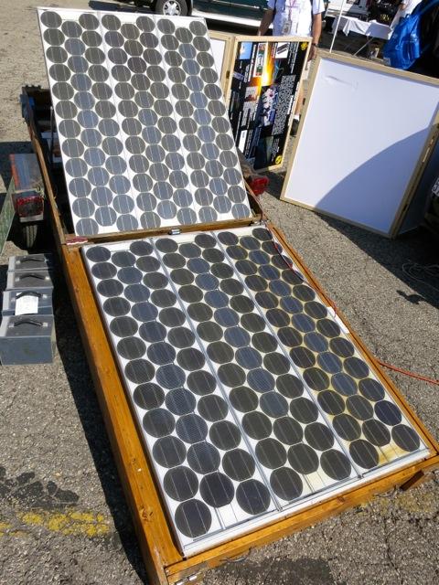 WB4APR's old school mono solar