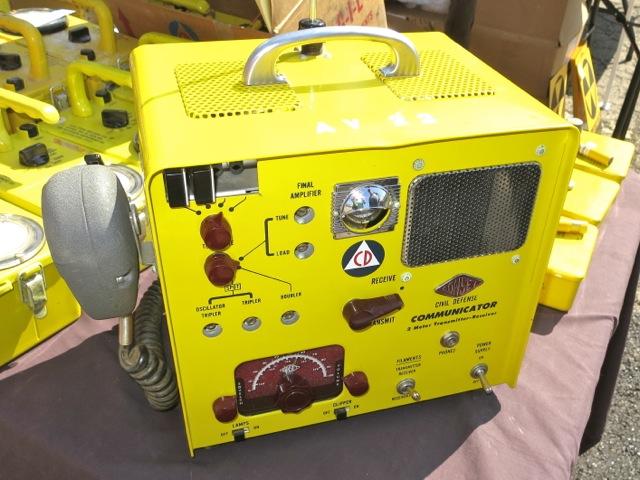 civil defence radio