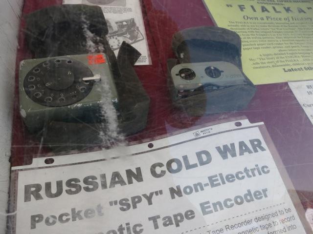russian data burst encoders