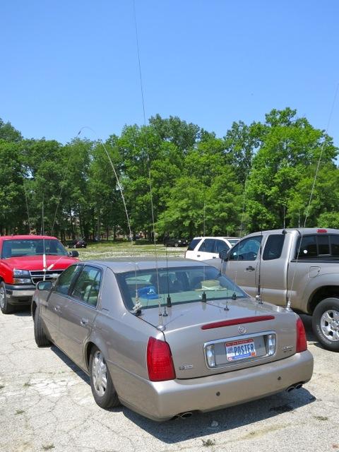 too too many antennas