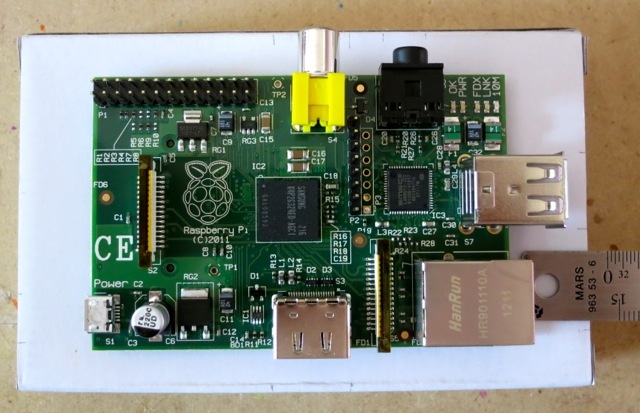 rpi shipping box