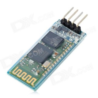 JY-MCU Arduino Bluetooth Wireless Serial Port Module from dx.com
