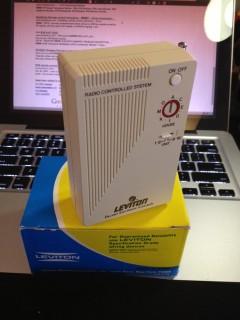 Leviton X10 controller - cheap!
