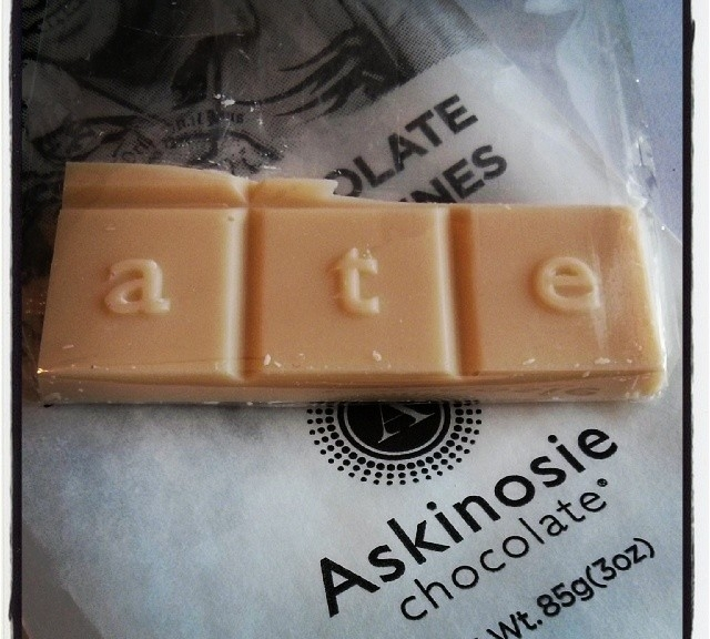 Self-fulfilling Askinosie chocolate prophesy