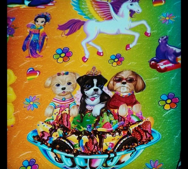 Too Much is Never Enough for Lisa Frank