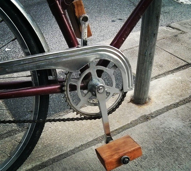 Artisanal Pedals