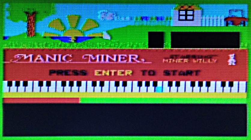 Manic Miner - perhaps the (deliberately?) worst game music ever