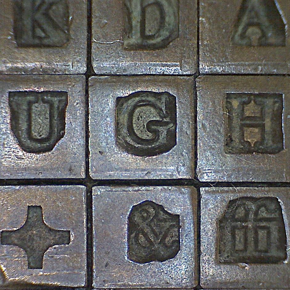 typographer's lament