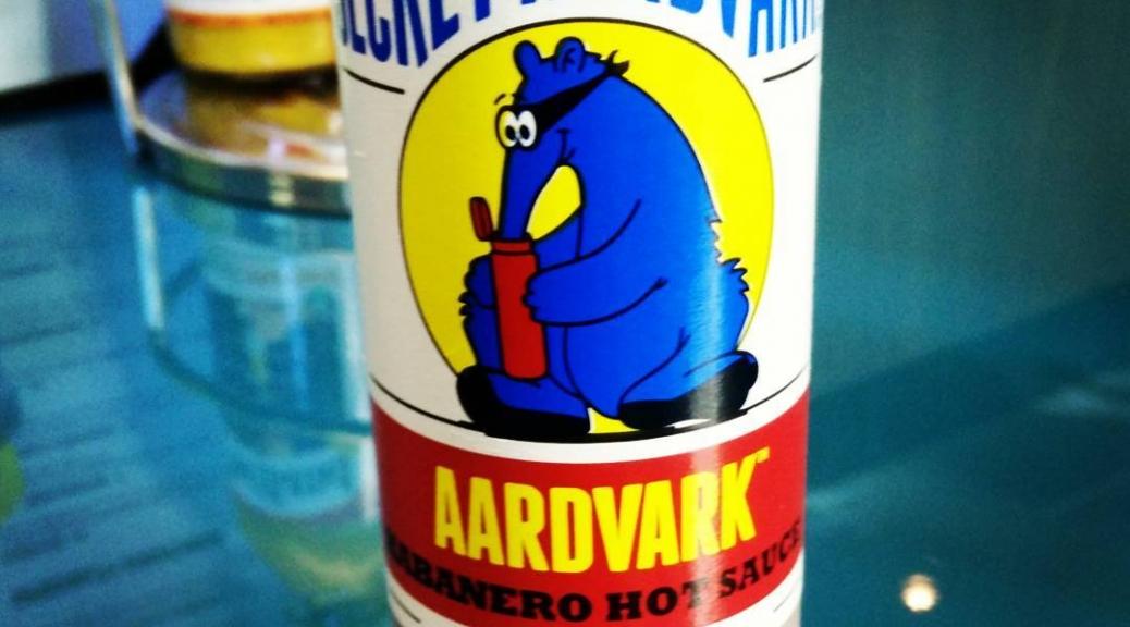 Jalapeño ant-breath gives the Secret Aardvark away