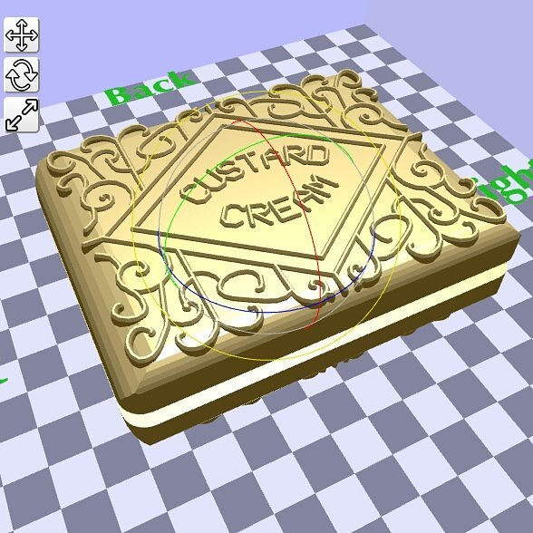 A Delicious Virtual Biscuit