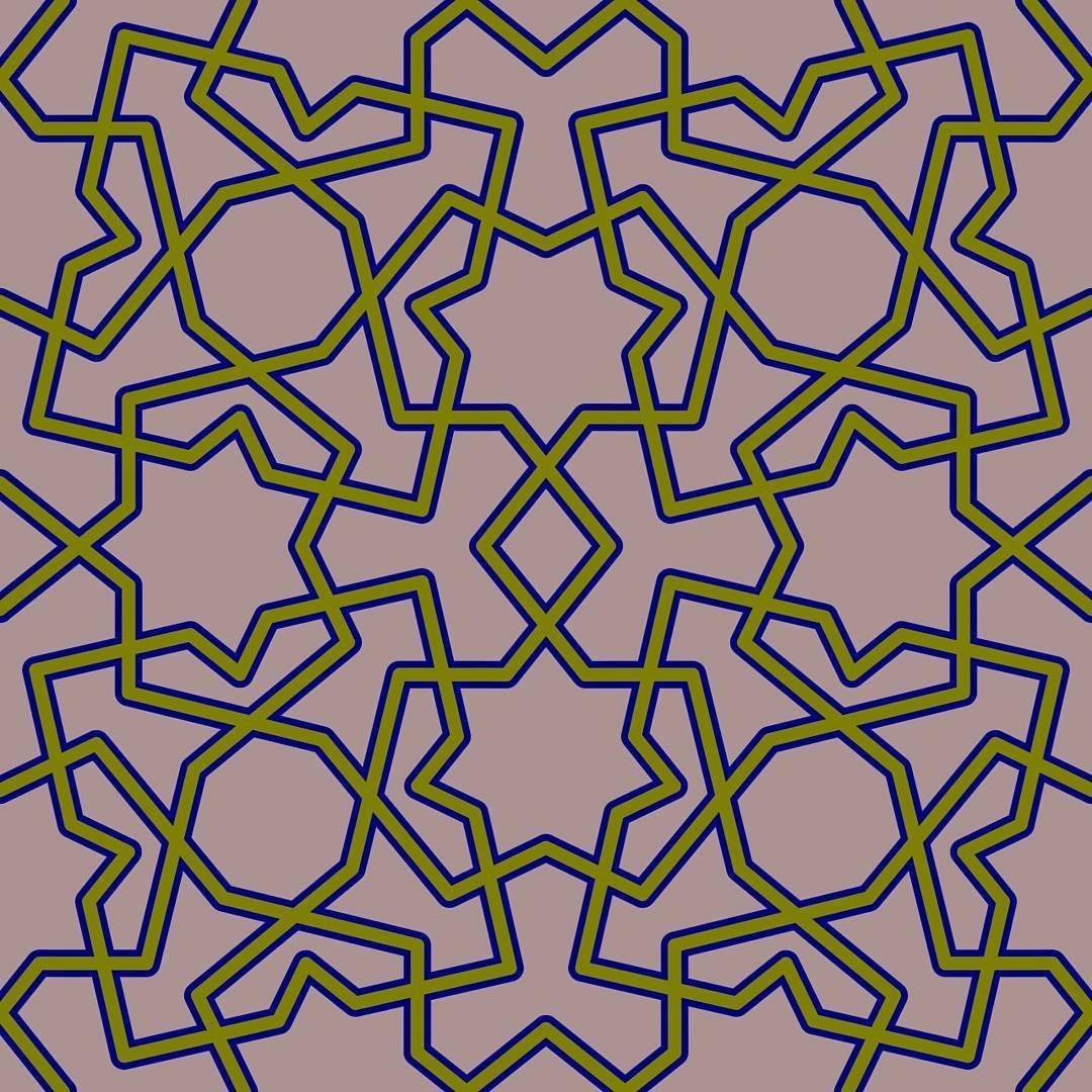 A little pattern akin to the Eid jollification going on in the neighbourhood
