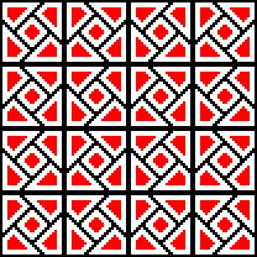 lo-res tiling