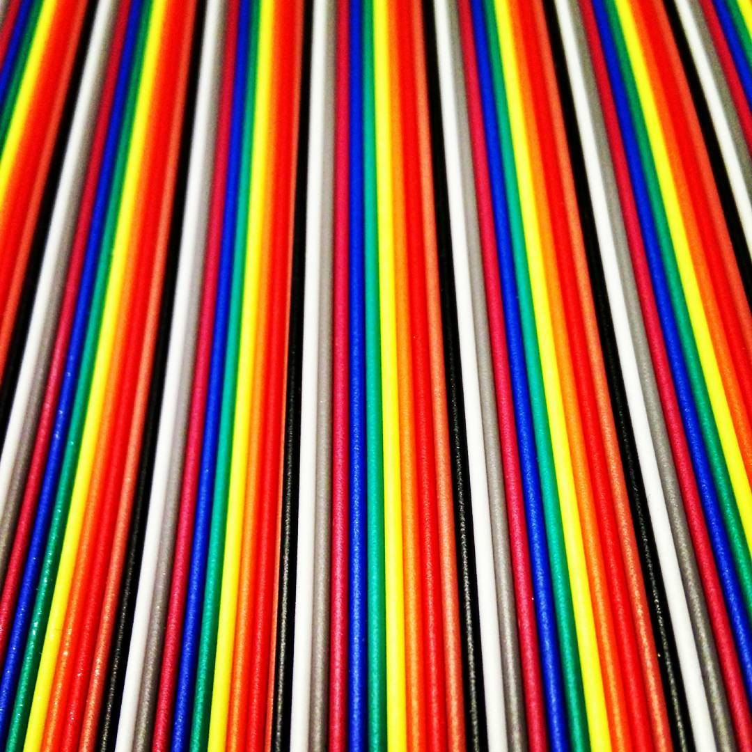 rainbow cables
