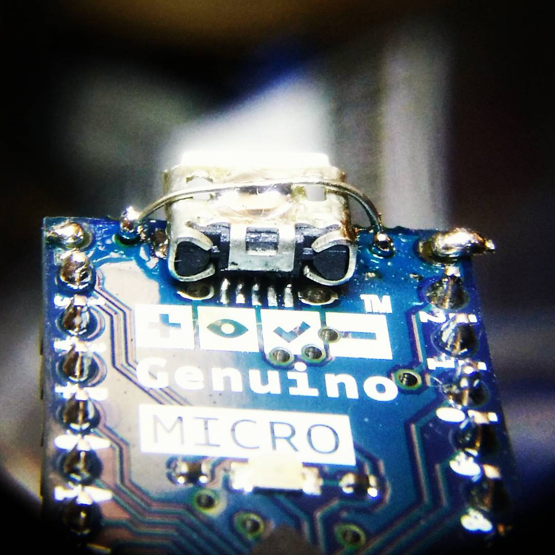 Hello yes I'm just repairing Arduino Micros