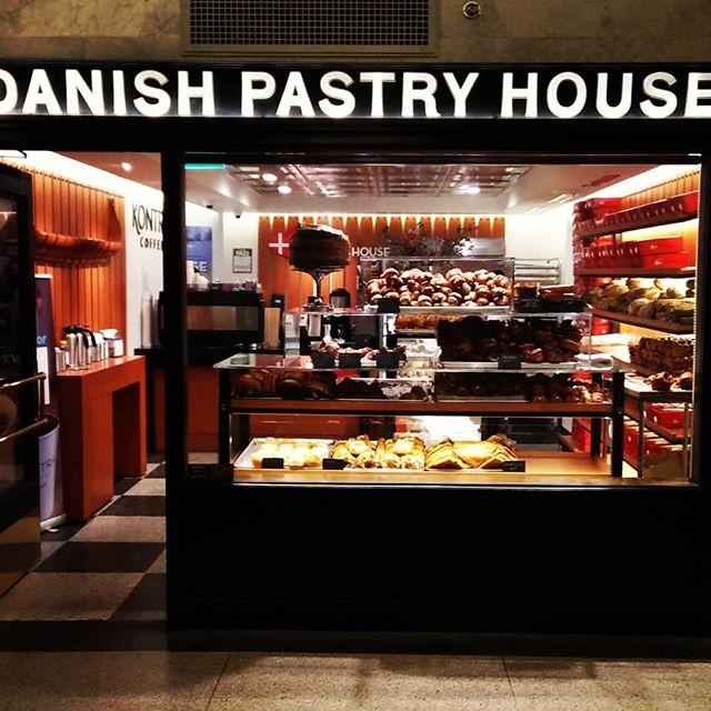 Uhoh … Danish Pastry House