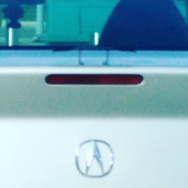 Spoiler Alert: I don't know this Acura driver, but I like what they're saying …