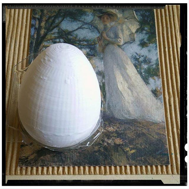 An egg. Because _egg_