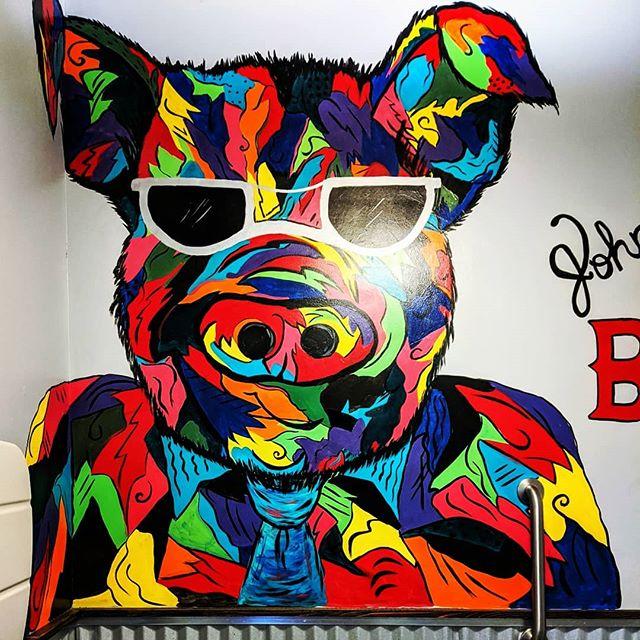 Beatnik Boar