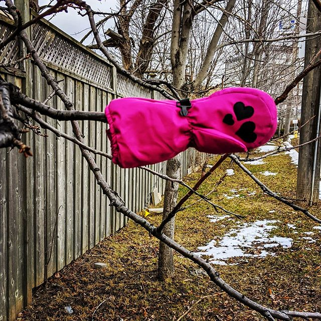 the smitten mitten tree