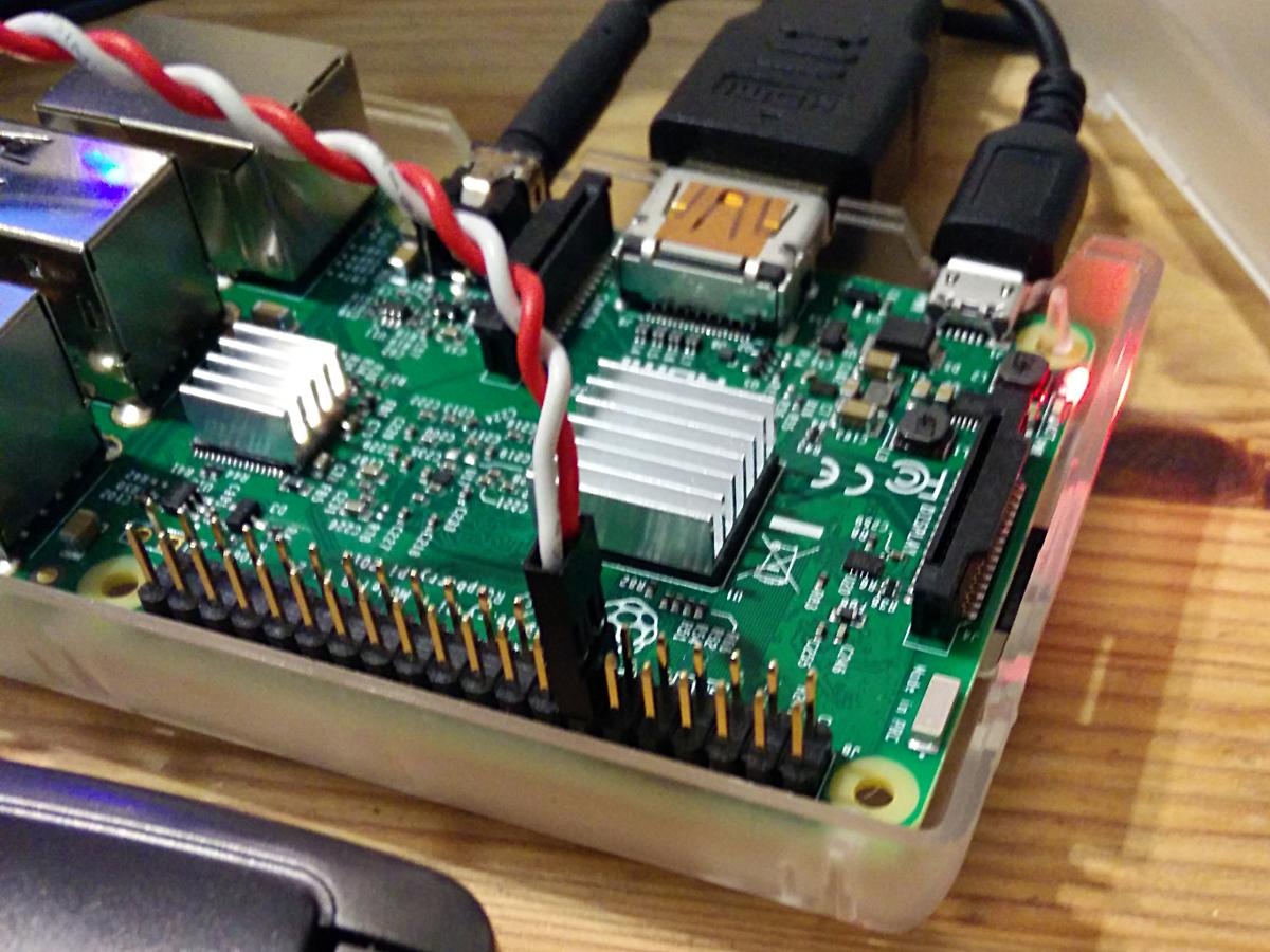Combined Restart Shutdown Button For Raspberry Pi We Saw A Chicken