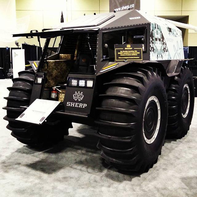 real-life tonka truck