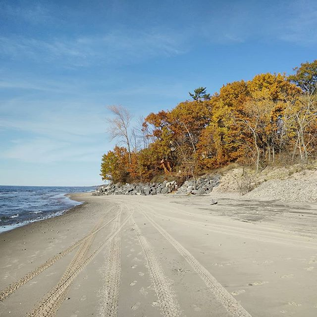 Island Beach State Park: Work As If You Live In The Early Days